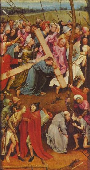 Hieronymus Bosch Christ Carrying the Cross